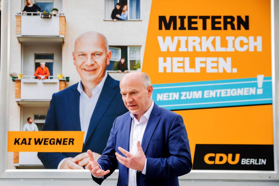 Wird Kai Wegner (48) der Spitzenkandidat der Berliner CDU?