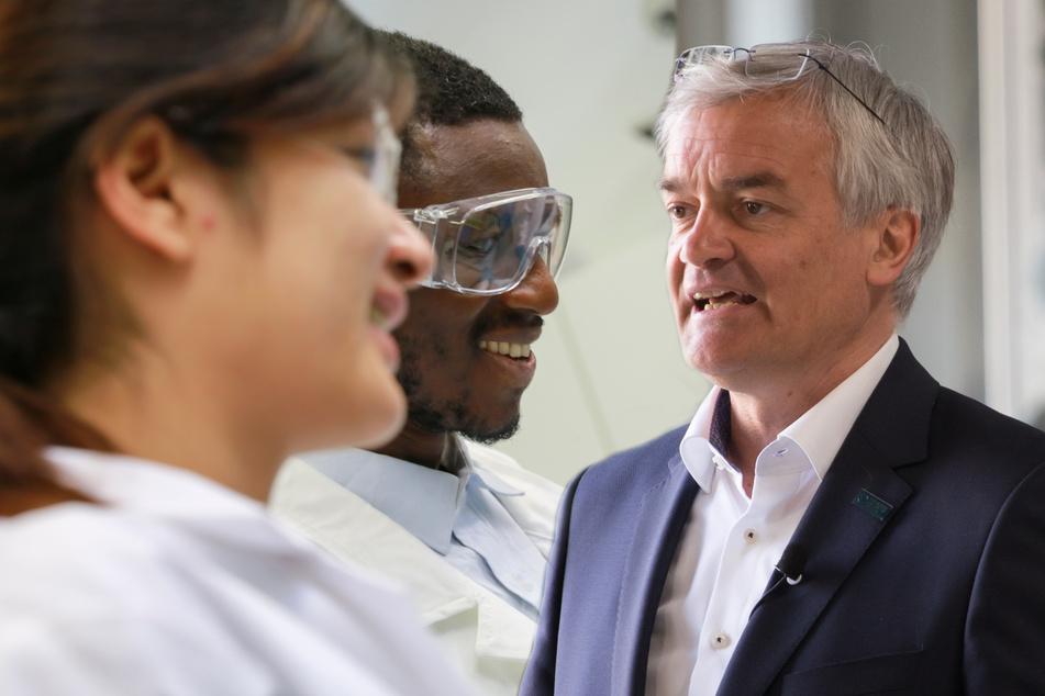 Klima-Katastrophe! So wollen ein Dresdner Professor und sein Team die Welt retten