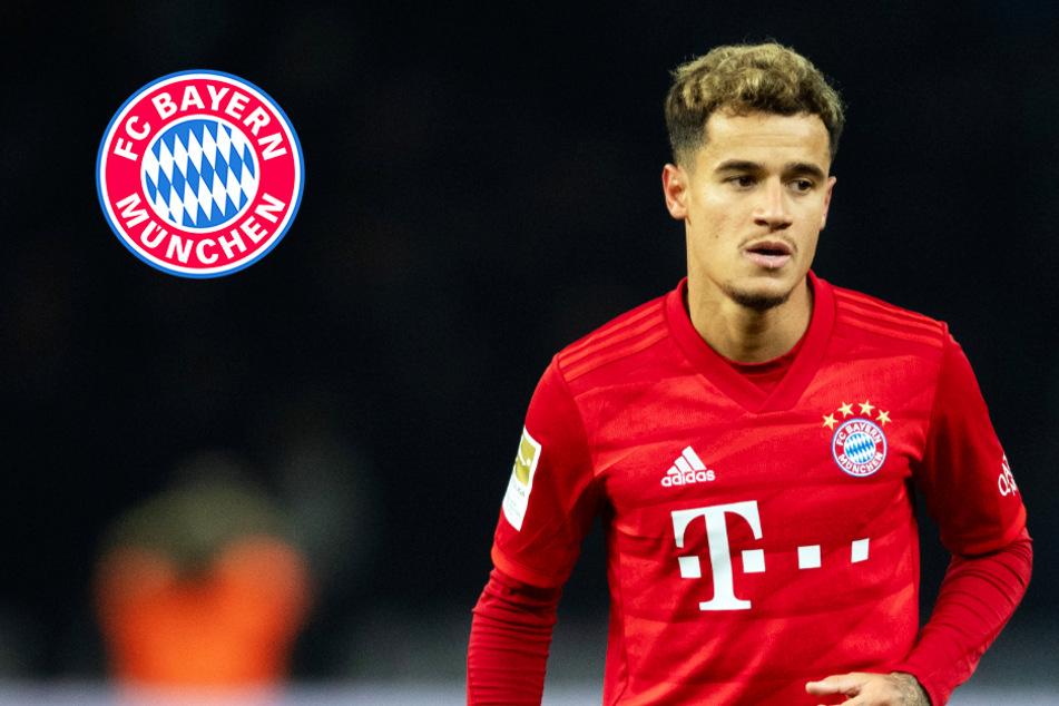 FC-Bayern-Star Philippe Coutinho am rechten Sprunggelenk operiert!