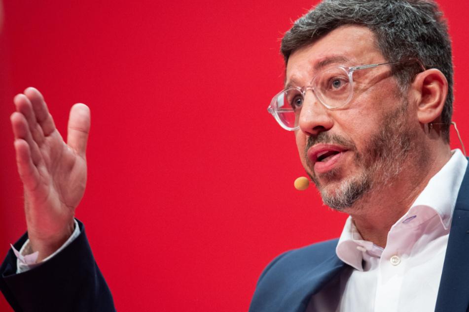 Claus Vogt (51) will als Präsident die VfB-Familie zusammenhalten.