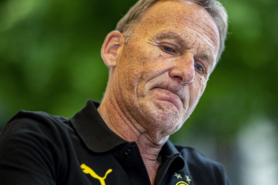 Hans-Joachim Watzke (61) würde eine mögliche Strafe der DFL akzeptieren.