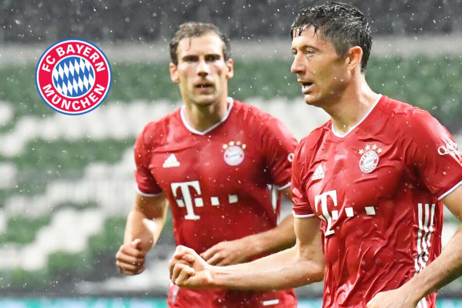 FC Bayern schlägt auch Bremen und krönt sich einmal mehr zum Meister!