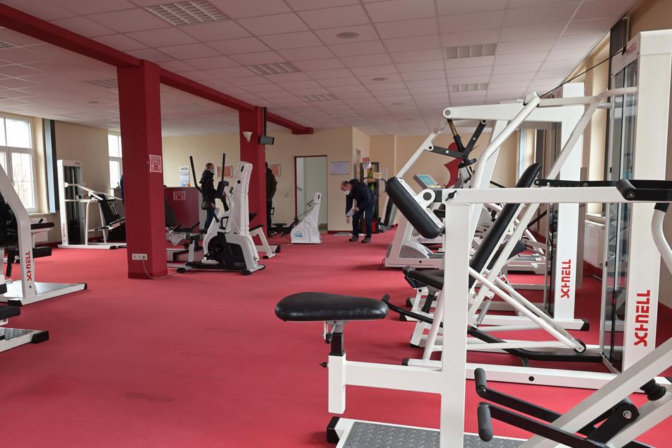 Ende nach 23 Jahren: Wegen der Pandemie musste das Fitness- und Gesundheitsstudio in der Pestalozzistraße schließen.