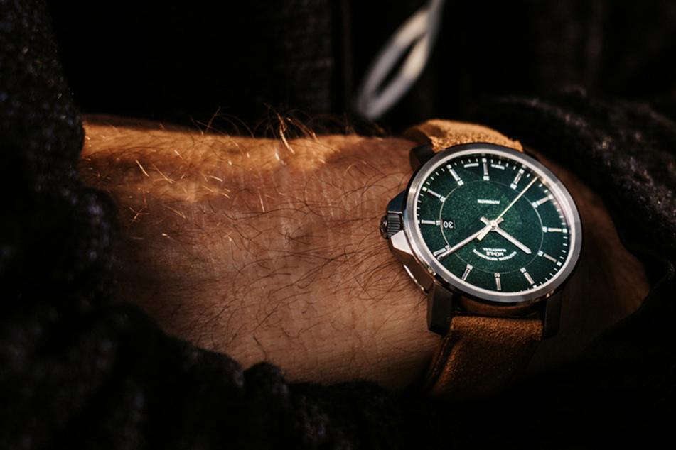 Hier könnt Ihr exklusiv eine von 300 Glashütte-Uhren kaufen