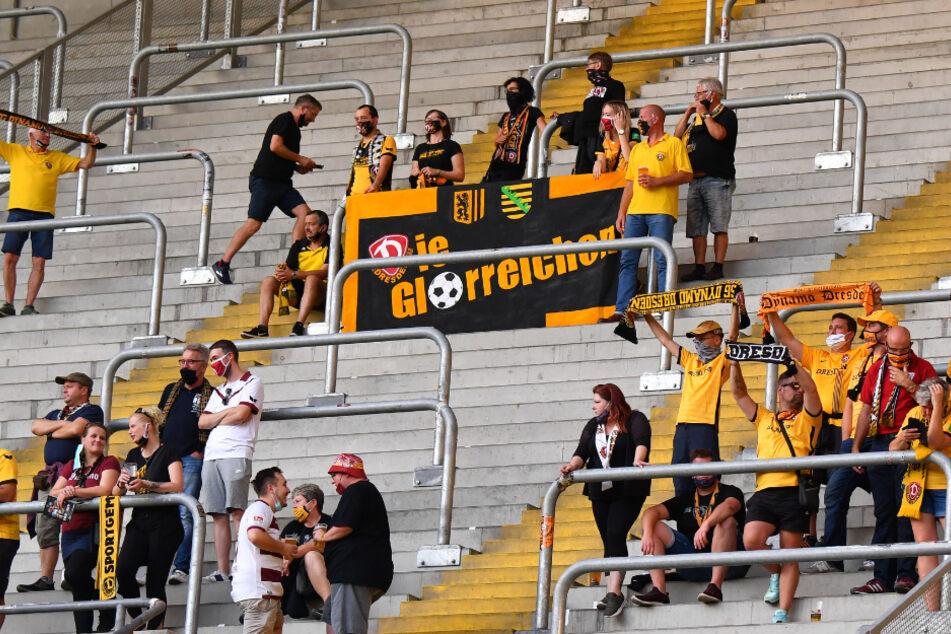 Der K-Block wird aber weitgehend leer bleiben. Die Ultras verzichten auf einen aktiven Support.