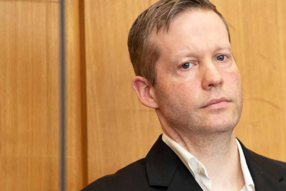 Das Foto vom 27. Juli zeigt Stephan Ernst, den mutmaßlichen Mörder des CDU-Politikers Walter Lübcke.