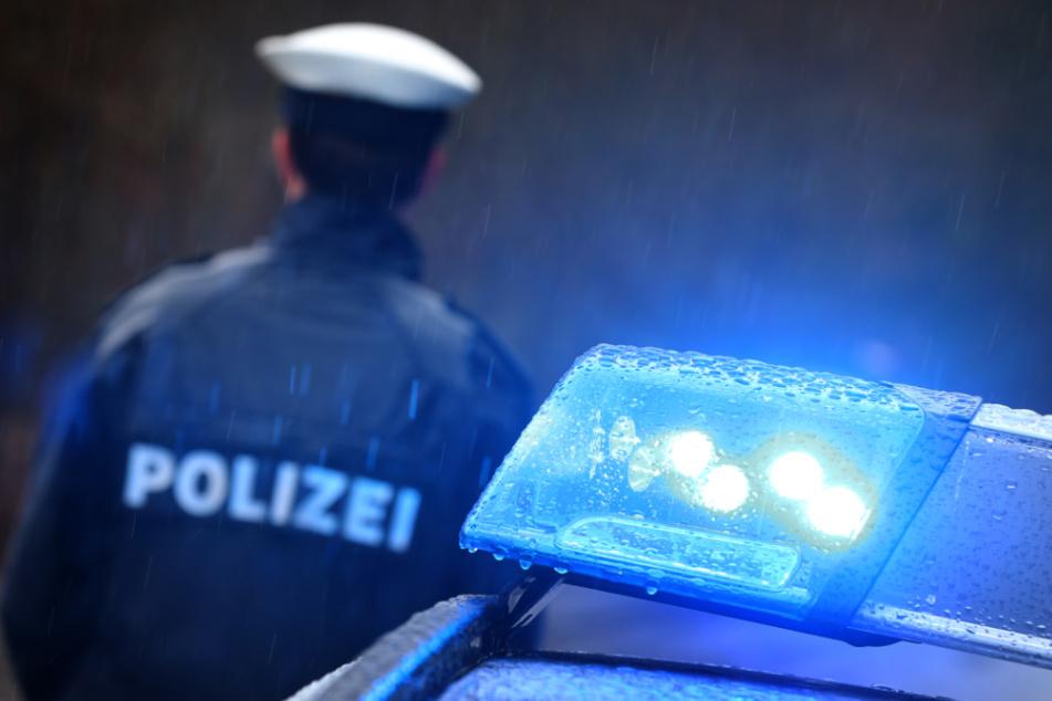 Die Polizistin wurde bei einem Einsatz verletzt. (Symbolbild)