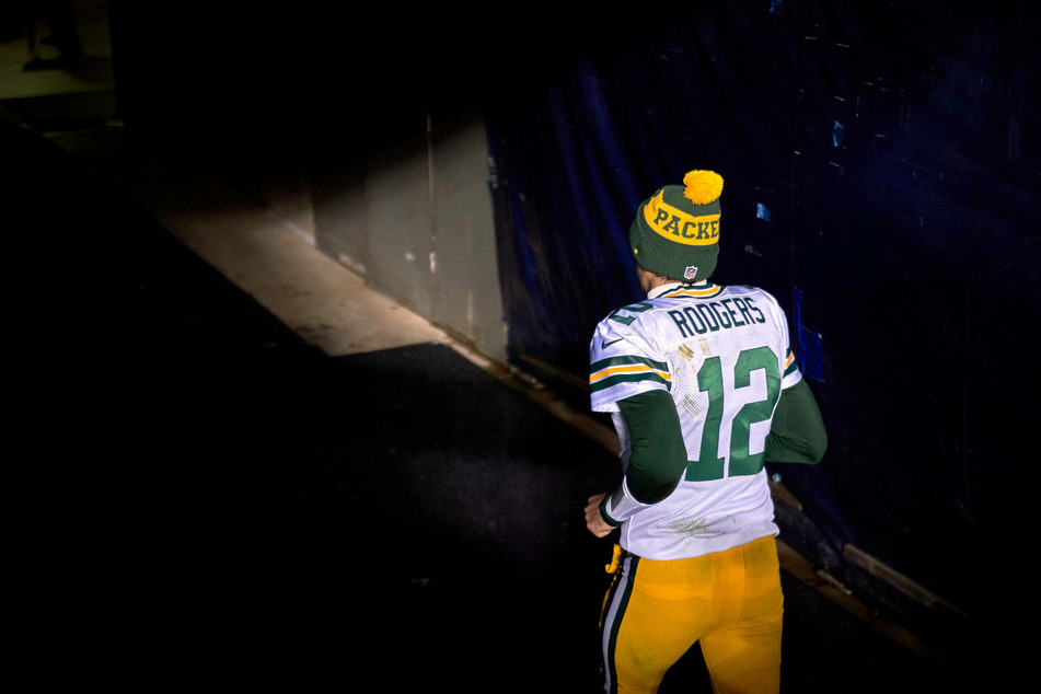 Aaron Rodgers' days with the Packers might still be numbered, but no one knows for sure yet