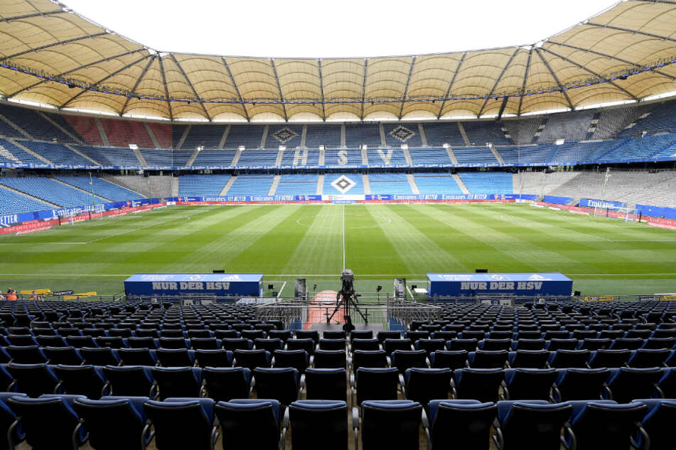 Das Volksparkstadion soll laut Fan-Willen keinen Sponsorennamen tragen.
