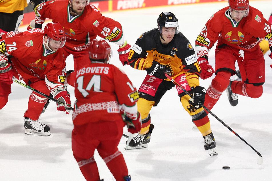 Fünftes Spiel, fünfte Pleite: DEB-Team vergeigt auch gegen Weißrussland