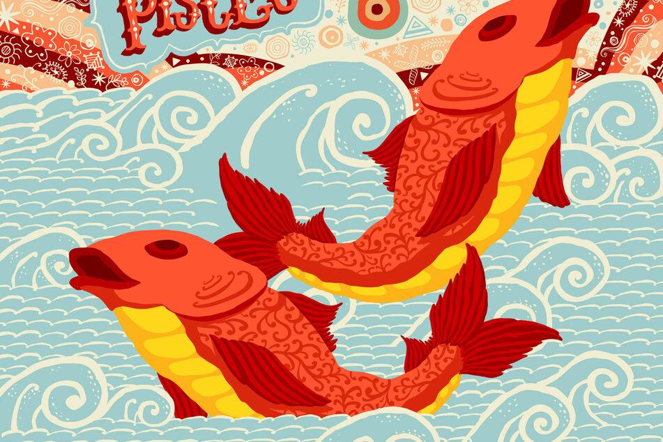 Dein Wochenhoroskop für Fische vom 01.03. - 07.03.2021.