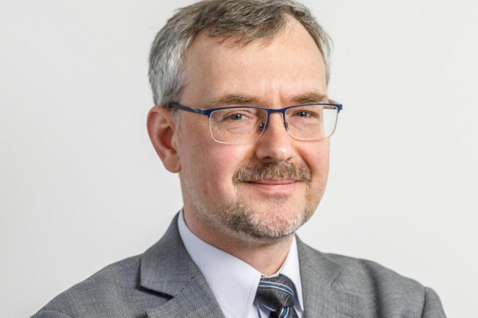 Sieht Verbesserungsbedarf beim Heimunterricht: Martin Raschke (48), Chef des Kreiselternrates Dresden.