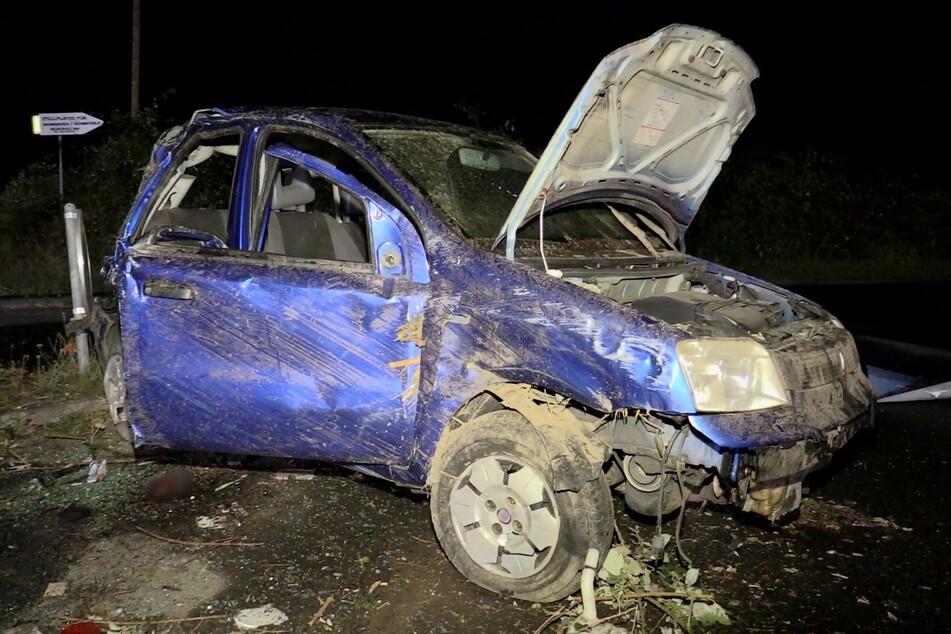 Tödlicher Unfall in Leverkusen: Auto überschlägt sich mehrfach