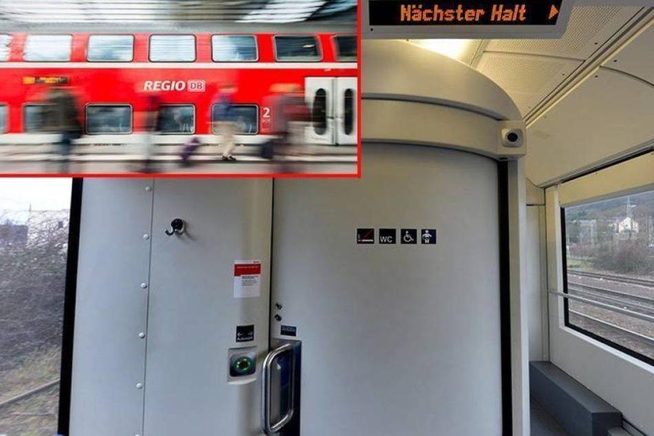 Wegen defekter Zugtoilette: Frau machte in die Hose