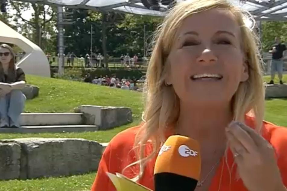 ZDF-Fernsehgarten: Singende Pornostars, Andrea Kiewel ohne Unterwäsche und Zuschauer-Folter?