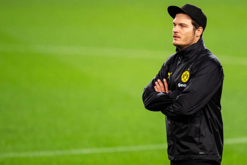 Für Edin Terzic (38) steht bereits am heutigen Dienstag das erste Spiel mit dem BVB an.