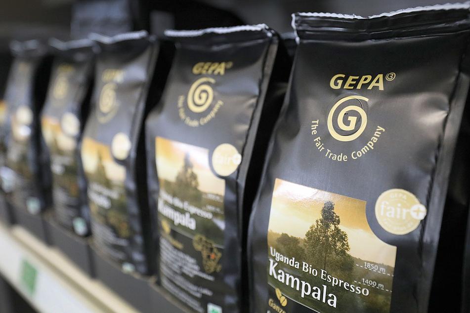Das auf fairen Handel spezialisierte, kirchennahe Handelshaus Gepa hat in der Corona-Krise seinen Umsatz gehalten. Wichtigstes Gepa-Produkt ist der Kaffee.