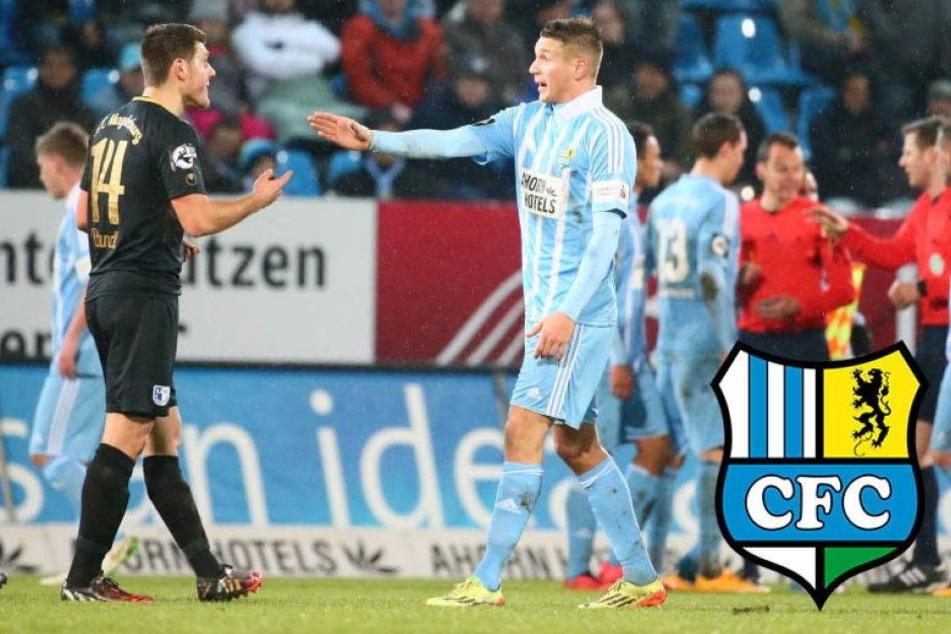 Zwei Spiele gesperrt: Frahn fehlt auch gegen Dynamo!