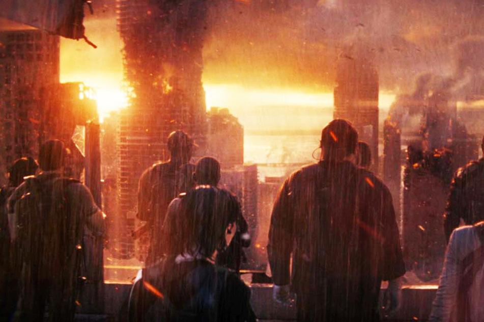"""""""The Tomorrow War"""": Das letzte Gefecht der Menschheit vor der Apokalypse?"""