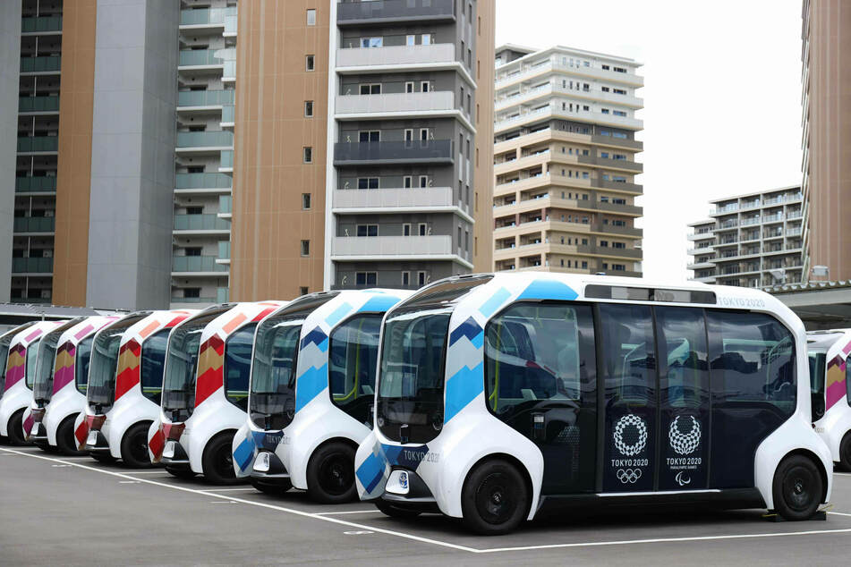 """Toyota resumes Paralympic """"self-driving"""" car service after accident involving athlete"""