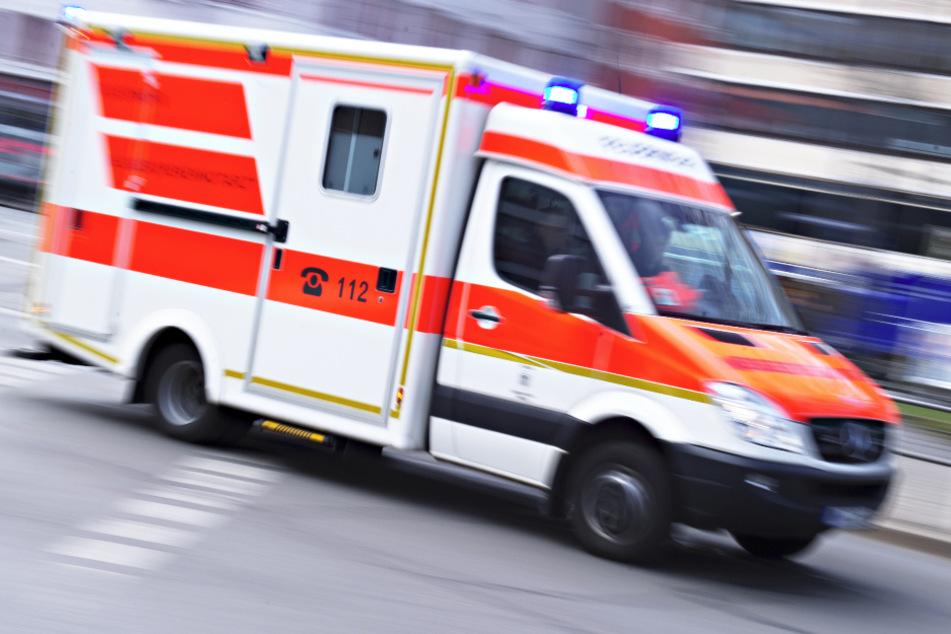 12-Jährige auf Rad übersieht Tram! Mädchen wird mitgeschleift und schwer verletzt