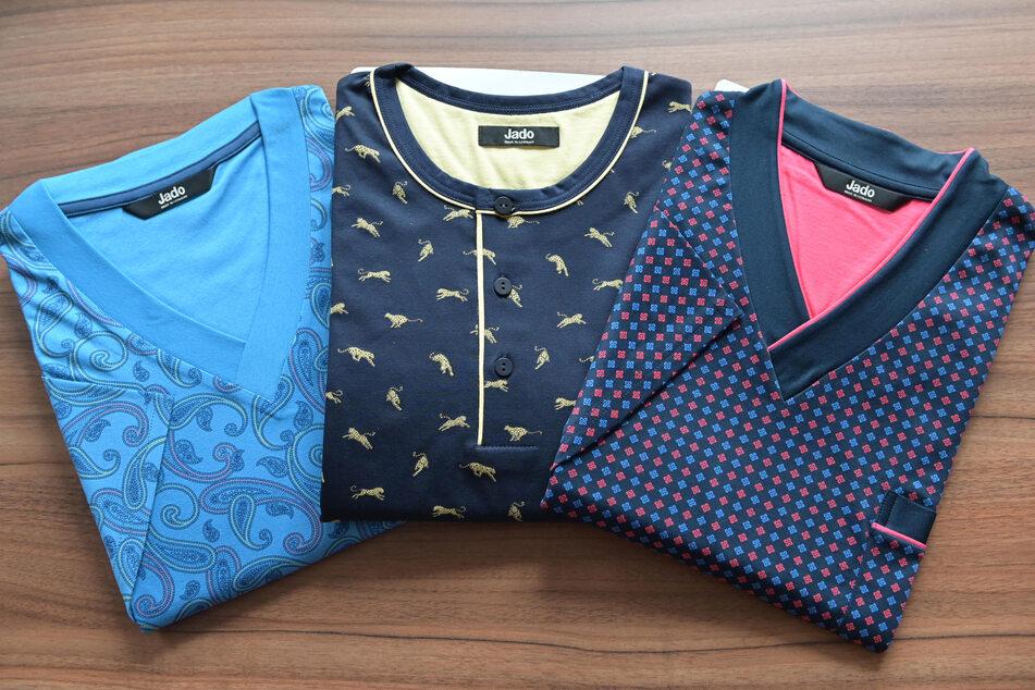 In Hohenstein-Ernstthal werden unter anderem Pyjamas hergestellt.