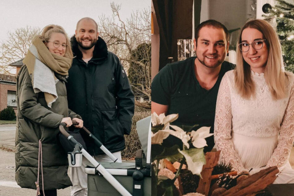 """So turbulent war das Jahr für Melissa und Philipp von """"Hochzeit auf den ersten Blick"""""""