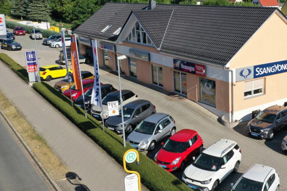Hier lohnt sich in Gera der Autokauf gerade richtig!