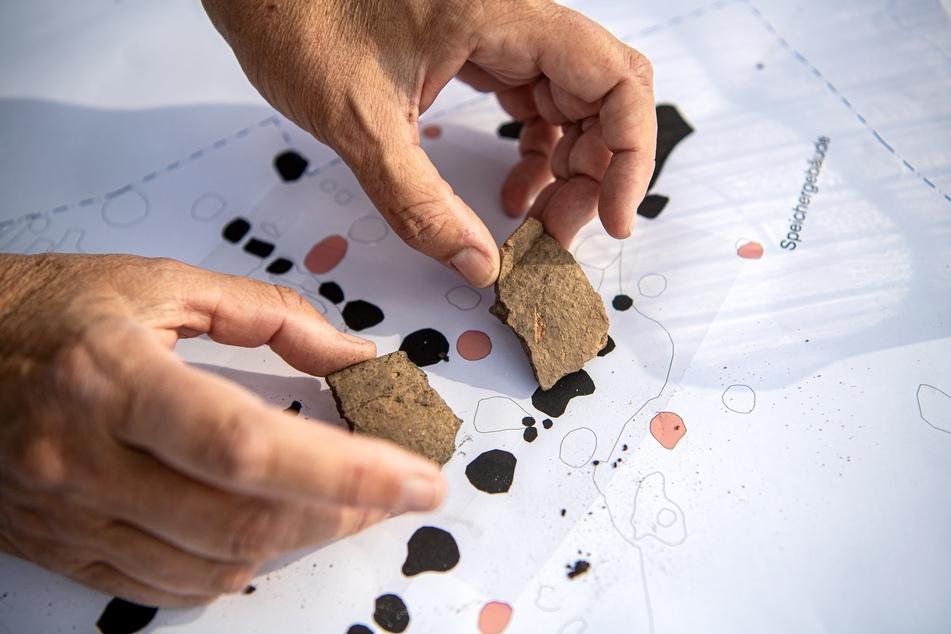 Die Funde zeigen, dass Menschen im heutigen Stadtteil Walle bereits im neunten Jahrhundert nach Christi siedelten.