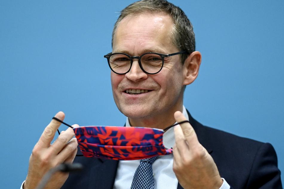 Michael Müller (55, SPD), Berlins Regierender Bürgermeister wurde negativ auf das Coronavirus getestet