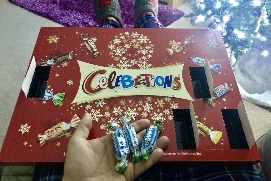 Celebrations-Adventskalender sorgt für Unmut bei Käufern, das ist der skurrile Grund
