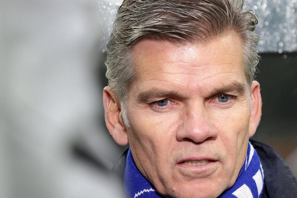 Nun nicht mehr Präsident beim KSC: Ingo Wellenreuther (60).