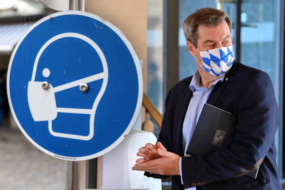 Bundesweite Corona-Ampel? So sieht Söders Pandemie-Plan für Deutschland aus