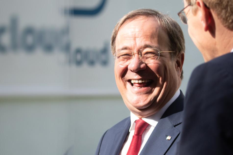 """Laschet vor Bundesparteitag dank """"spürbarer Zustimmung"""" zuversichtlich"""