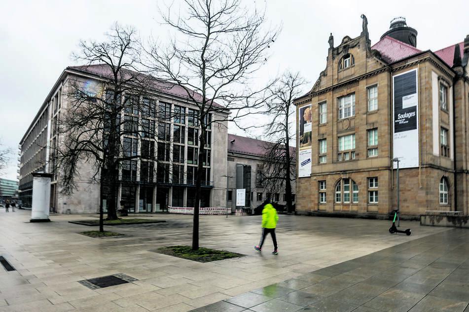 Chemnitz: Chemnitz: Neuer Name für Platz an Kunstsammlungen