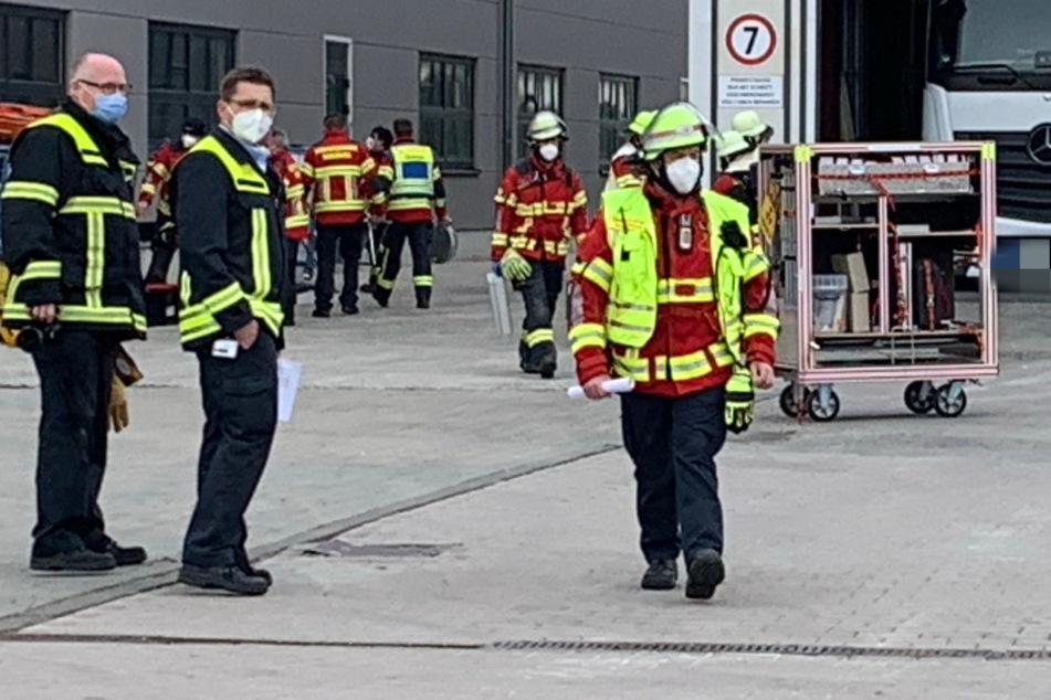 Strahlen-Alarm bei FedEx! Radioaktives Paket ruft Feuerwehr auf den Plan