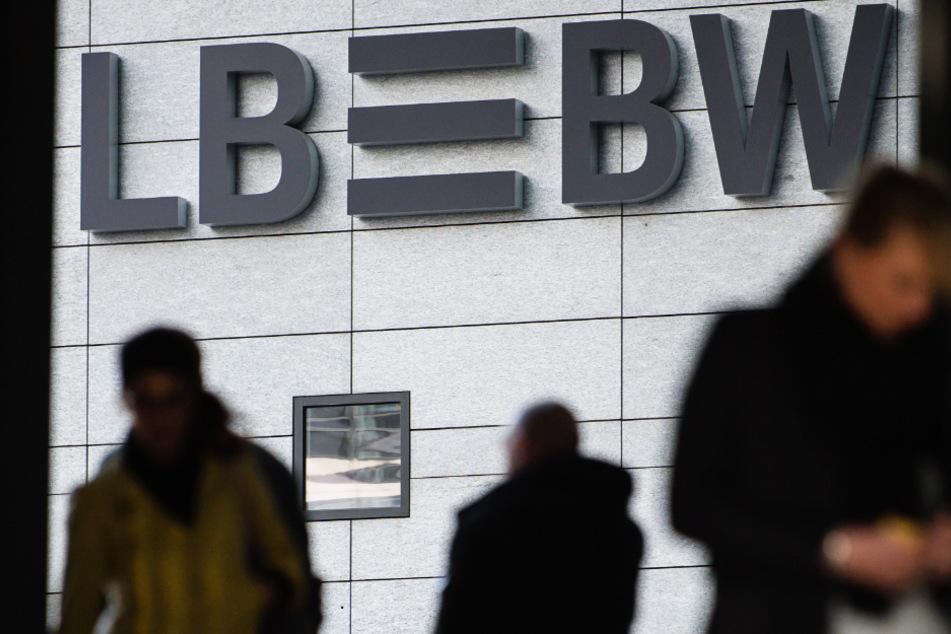 Bei der Landesbank Baden-Württemberg sind über 1000 Anfragen nach staatlichen Fördermitteln eingegangen.