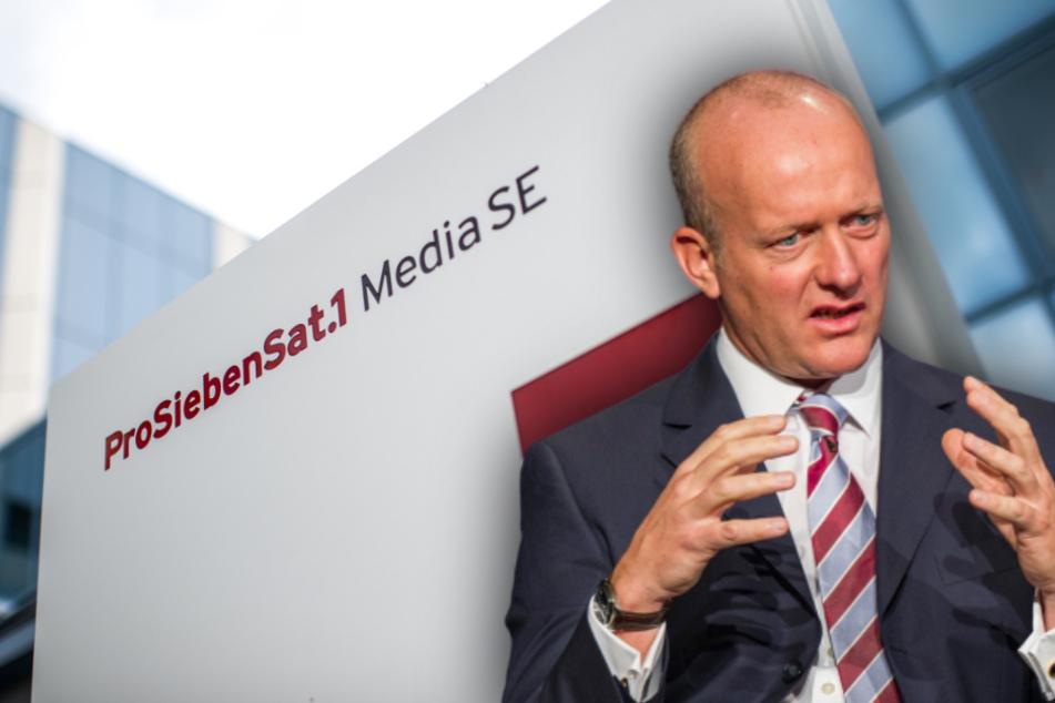 München: ProSiebenSat.1-Vorstand Conrad Albert wirft hin