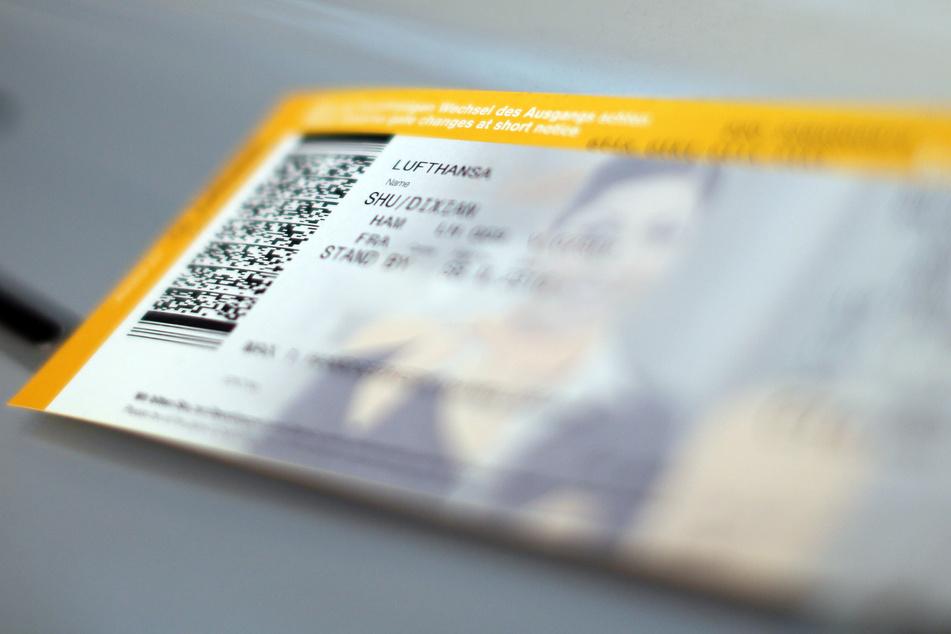 Viele Lufthansa-Tickets sind auch heute noch nicht erstattet worden.