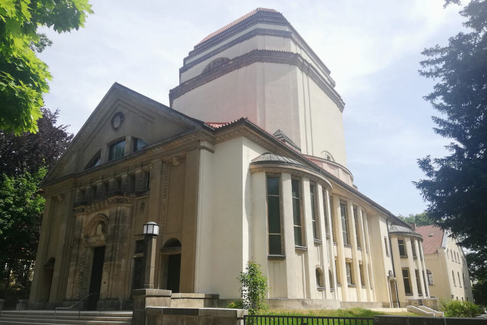 110 Jahre alt: Die Synagoge Görlitz wurde 1911 eröffnet. Seit diesem Jahr finden dort wieder jüdische Gottesdienste sowie Konzerte statt, zu denen jeder willkommen ist.