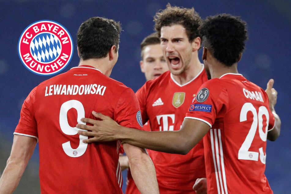 """FC Bayern mit Leon Goretzka im """"Matchday-Modus"""": 1. FC Köln vor der Brust"""