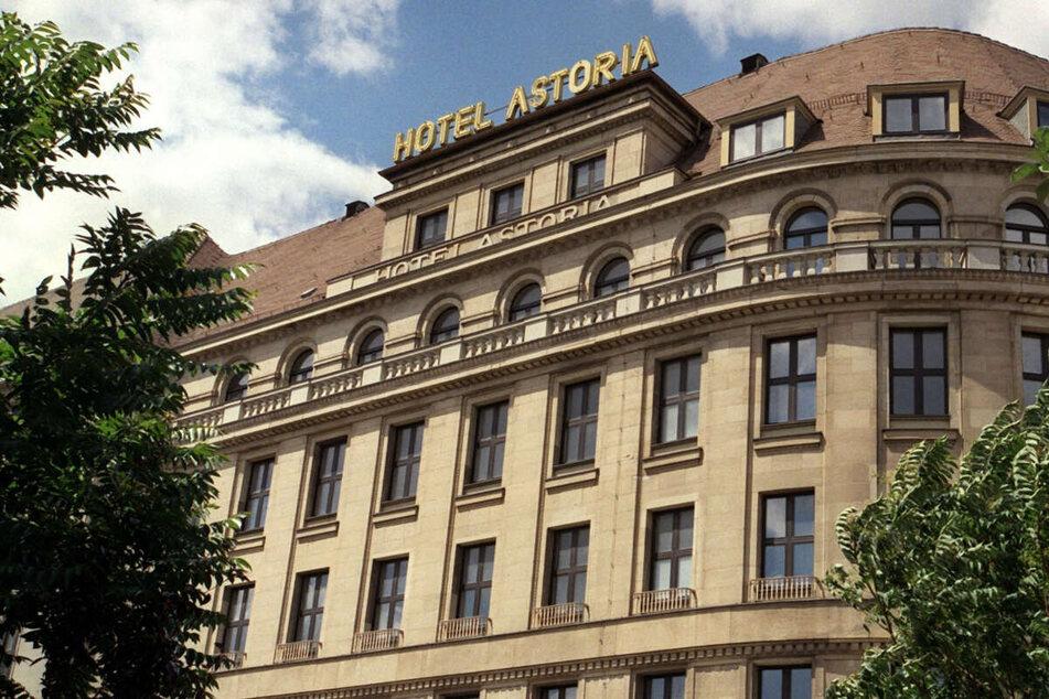"""Im legendären Hotel """"Astoria"""" in Leipzig wurde der Milliarden-Deal mit der Bundesrepublik Deutschland eingefädelt. (Archivbild)"""