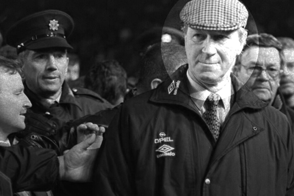 Englischer Fußball-Weltmeister Jack Charlton ist tot