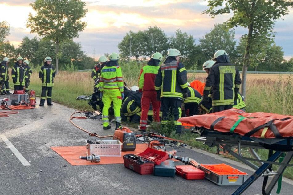 Schwerer Zusammenstoß in Köln: Fahrer betrunken?