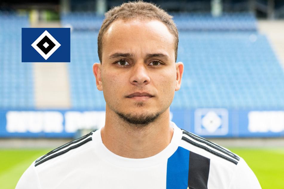HSV-Verteidiger Ewerton wechselt zu Zweitliga-Rivalen
