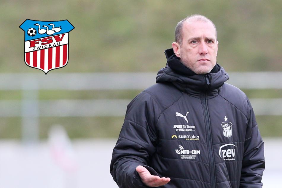 """Plan von FSV-Coach Enochs hat (fast) funktioniert: """"Die Chancen, das 2:0 zu machen, waren da"""""""
