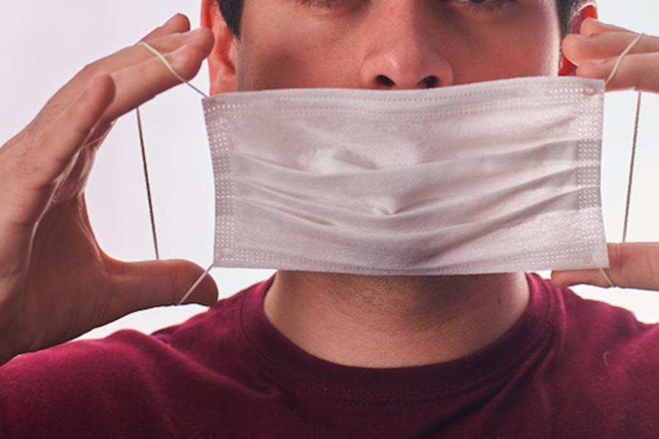 Wer die Maske falsch trägt, muss zahlen: Große Kontrollaktion in Bayern