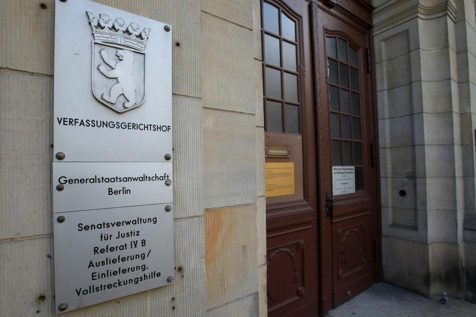 Die Abteilung Terrorismus der Generalstaatsanwaltschaft Berlin ermittelt gegen den Iraker. (Archivbild)