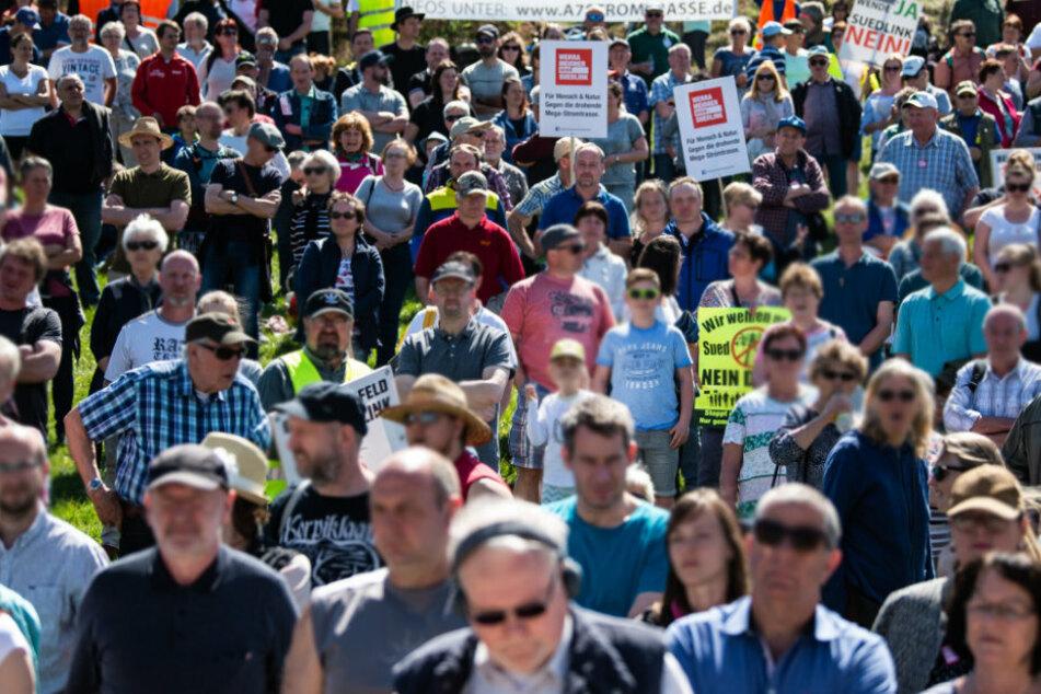 Thüringen erlaubt Versammlungen ohne Teilnehmerbegrenzung
