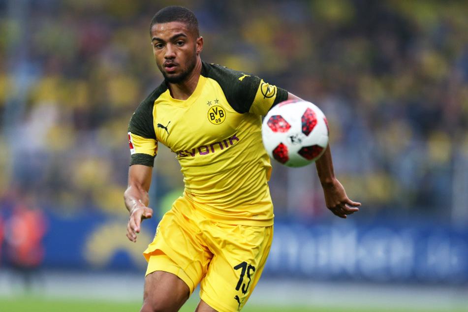 Jeremy Toljan konnte sich bislang nicht beim BVB durchsetzen.